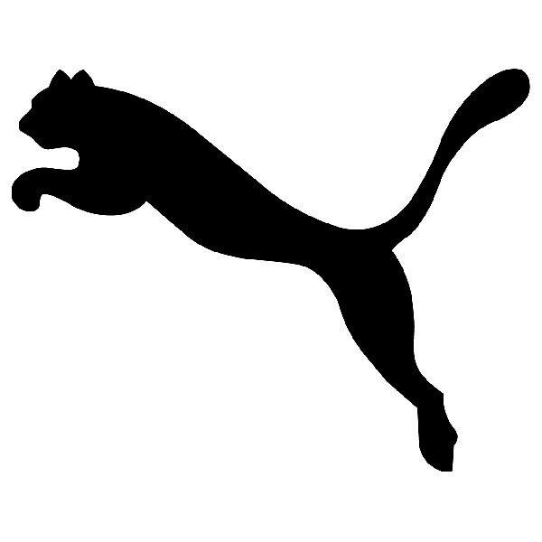 Aufkleber: Puma