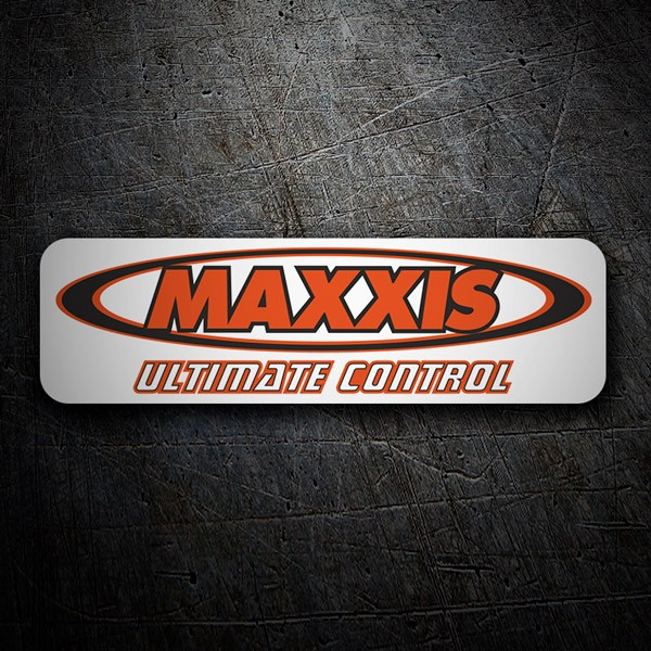 Aufkleber: Maxxis Ultimate Control
