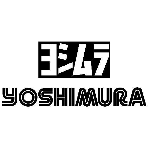 Aufkleber: Yoshimura 2