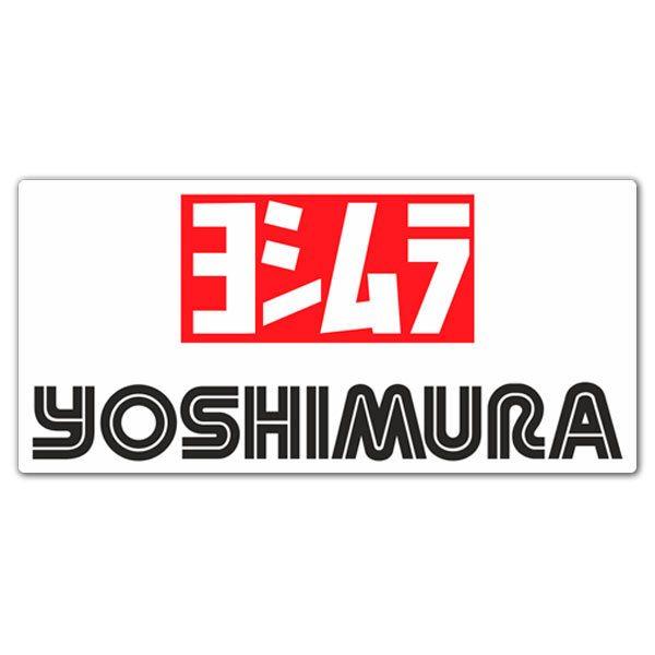 Aufkleber: Yoshimura 3