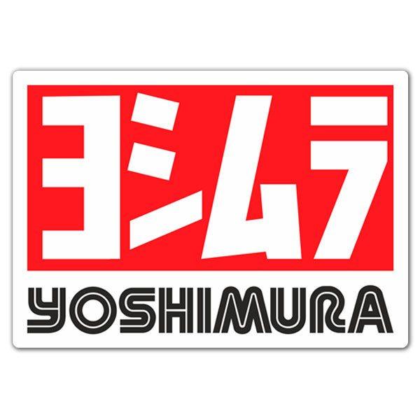 Aufkleber: Yoshimura 5