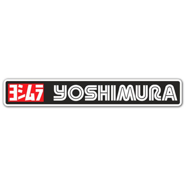 Aufkleber: Yoshimura 8