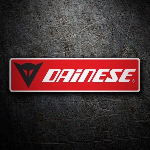 Aufkleber: Dainese 5