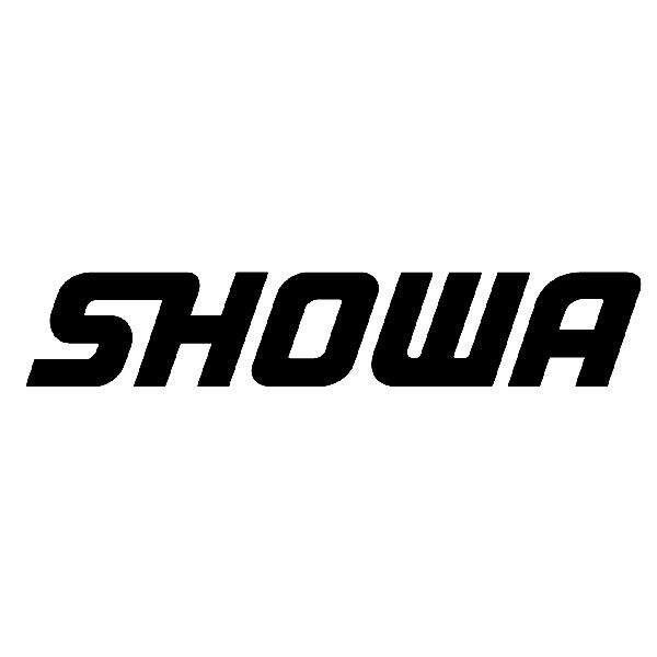 Aufkleber: Showa