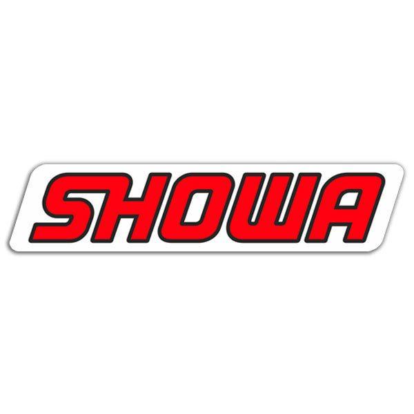 Aufkleber: Showa 3