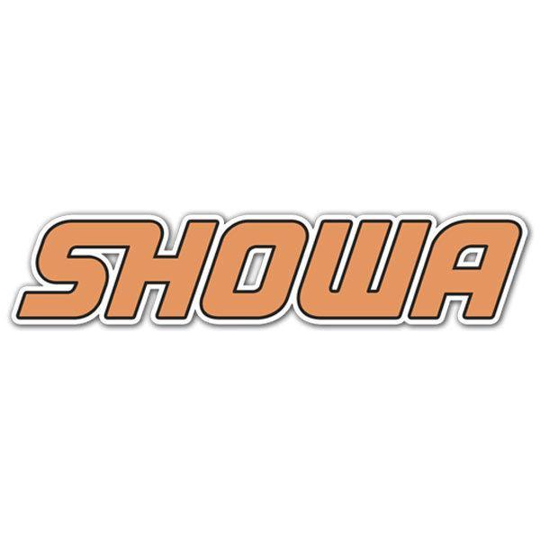 Aufkleber: Showa 4