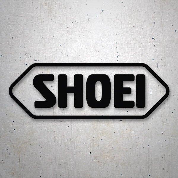 Aufkleber: Shoei
