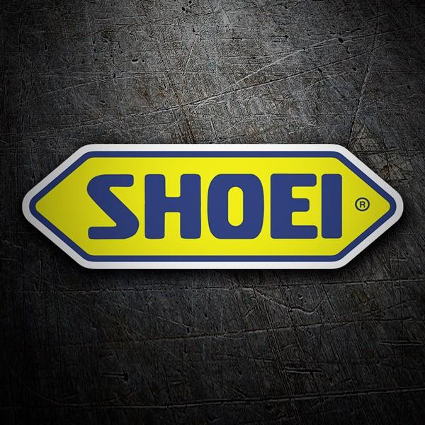 Aufkleber: Shoei 3