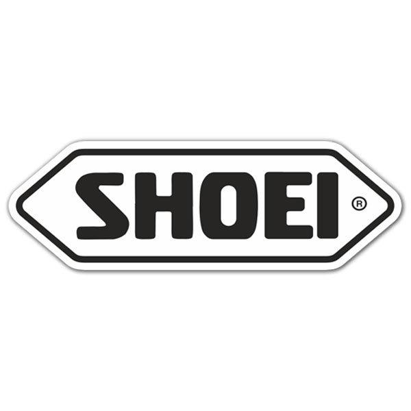 Aufkleber: Shoei 4