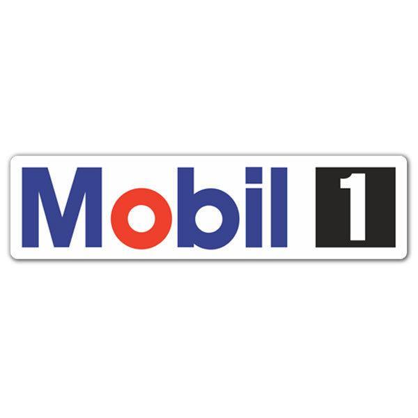 Aufkleber: Mobil 1 -3