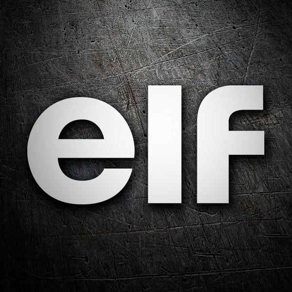 Aufkleber: Elf 1