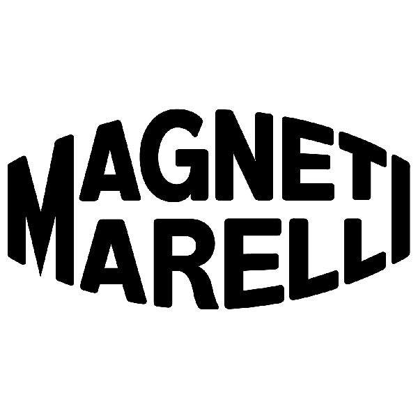 Aufkleber: Magnetimarelli