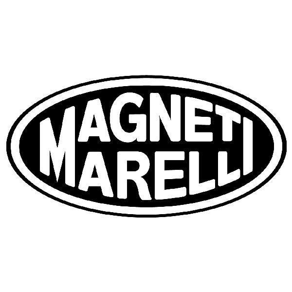 Aufkleber: Magnetimarelli 2