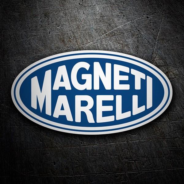 Aufkleber: Magneti Marelli 3