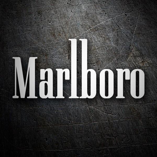 Aufkleber: Marlboro 2