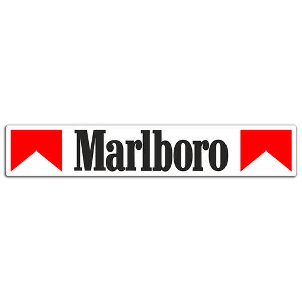 Aufkleber: Marlboro 3