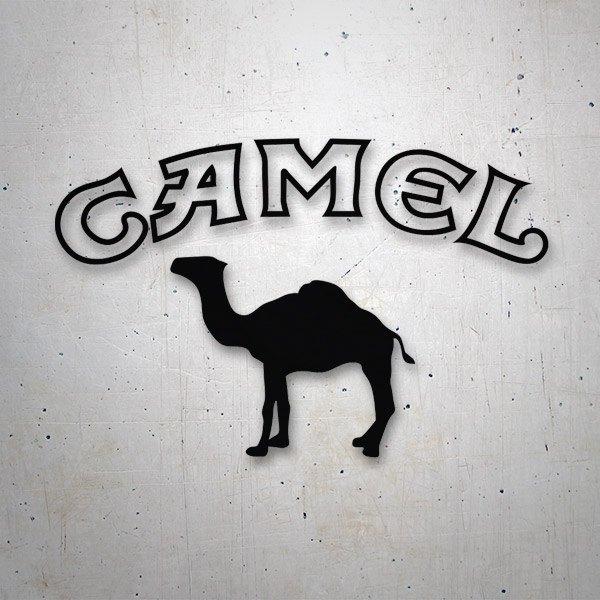 Aufkleber: Camel