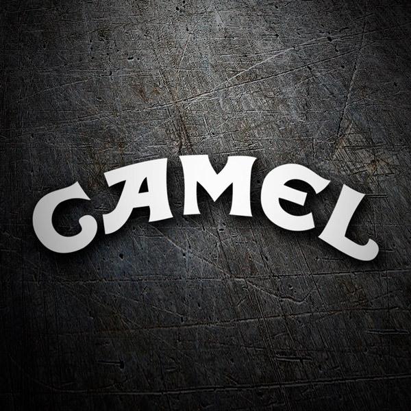 Aufkleber: Camel 1