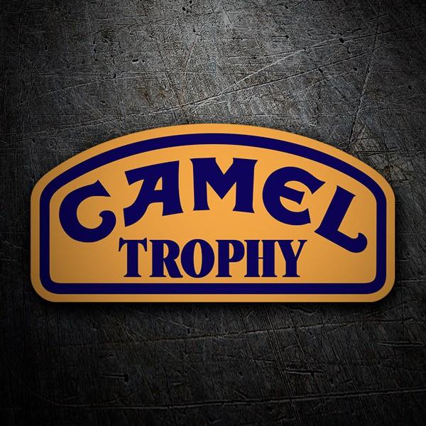 Aufkleber: Camel Trophy 2