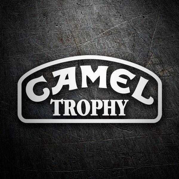 Aufkleber: Camel Trophy