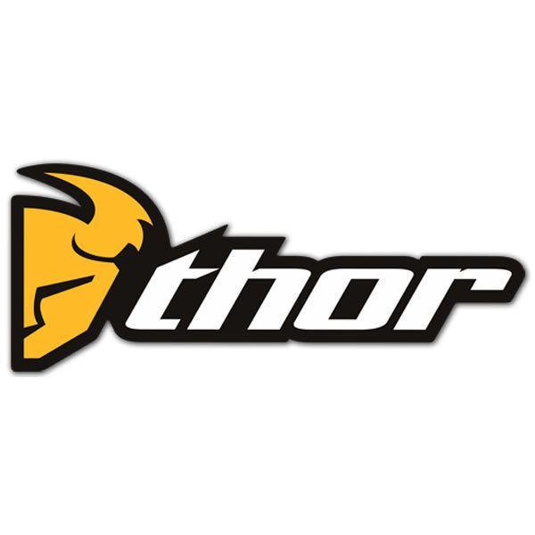 Aufkleber: Thor 3