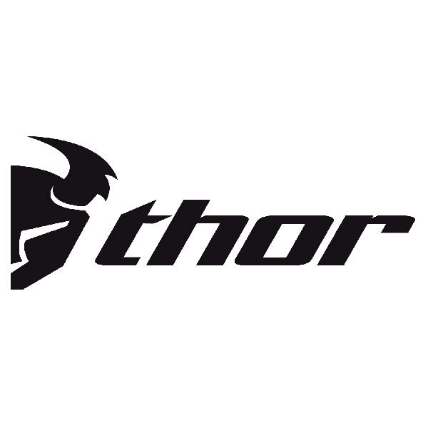 Aufkleber: Thor 4