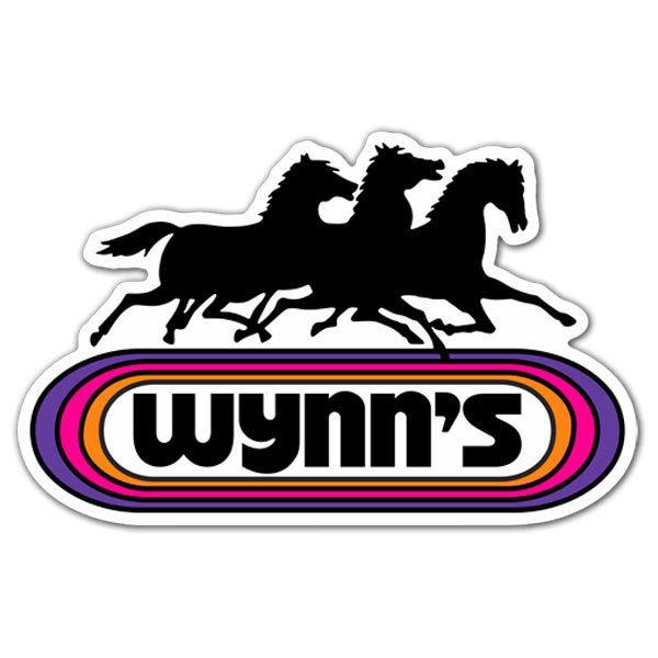 Aufkleber: Wynns