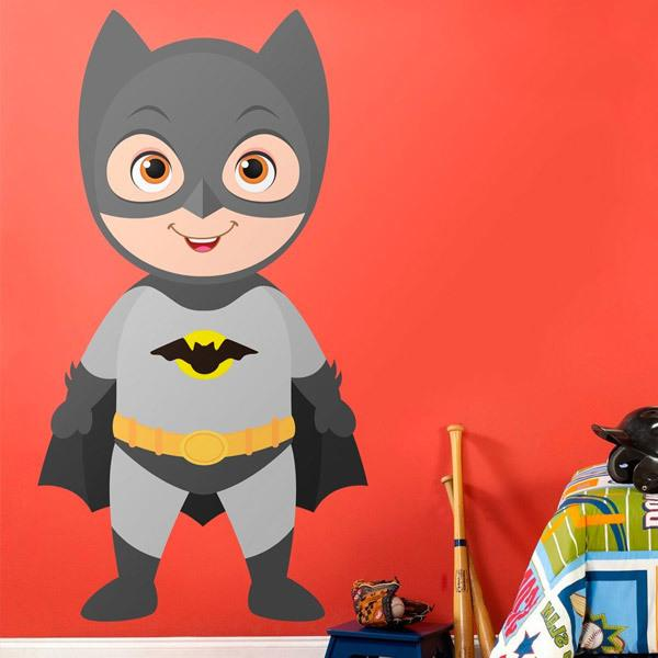 Kinderzimmer Wandtattoo: Batman