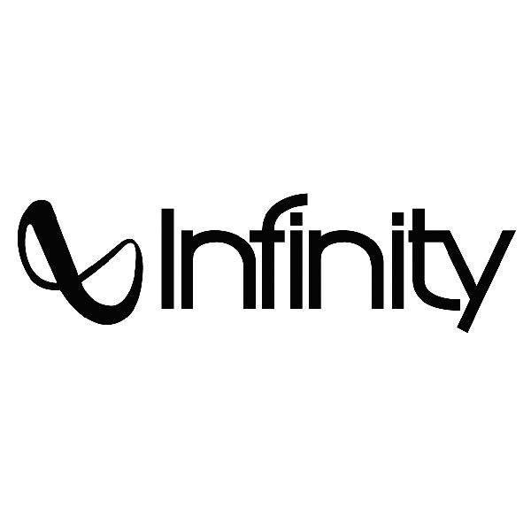 Aufkleber: Infinity