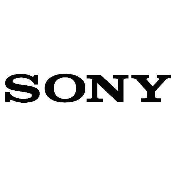 Aufkleber: Sony