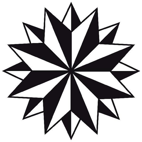 Wandtattoos: circulares 168