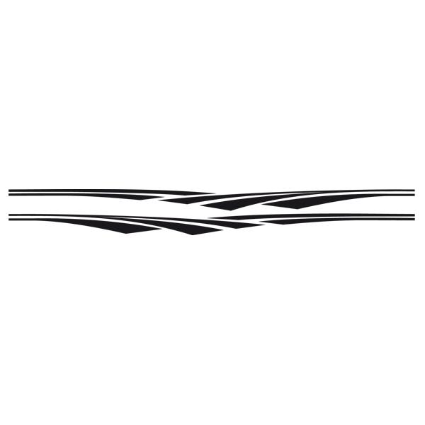 Aufkleber: Stripes kit 20