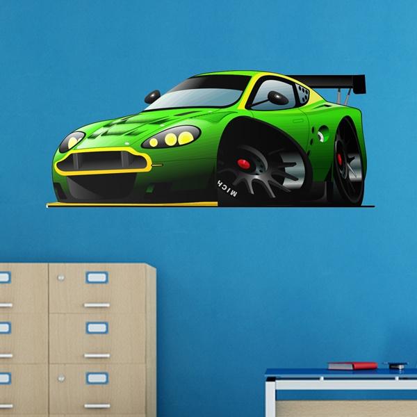 Kinderzimmer Wandtattoo: Jaguar