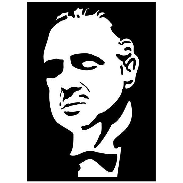 Wandtattoos: Don Vito