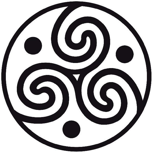 Wandtattoos: Circular 14