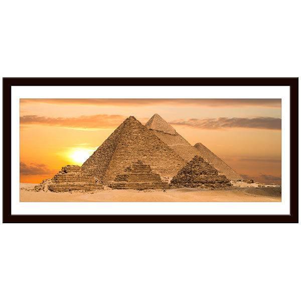 Wandtattoos: Pyramiden von Gizeh