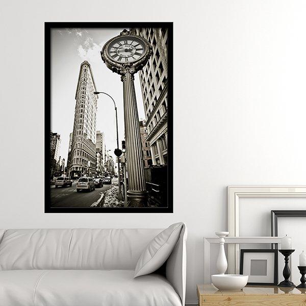 Wandtattoos: Flatiron Building
