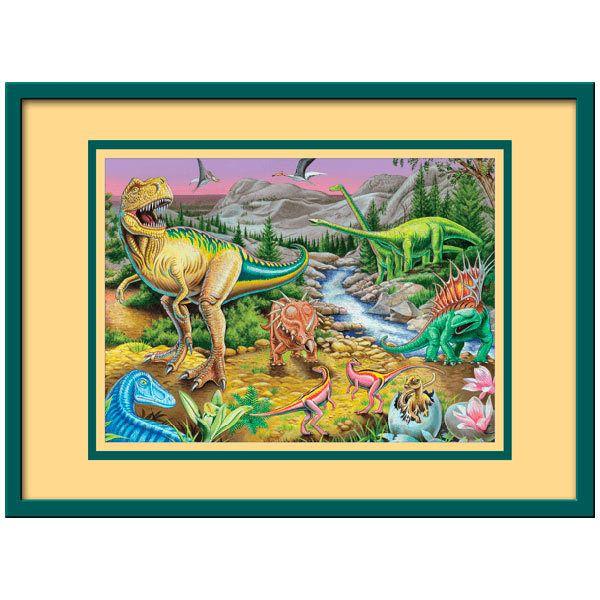 Kinderzimmer Wandtattoo: Der Tyrannosaurus rex