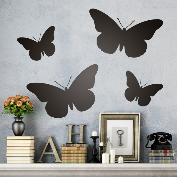Wandtattoos: Schmetterlinge
