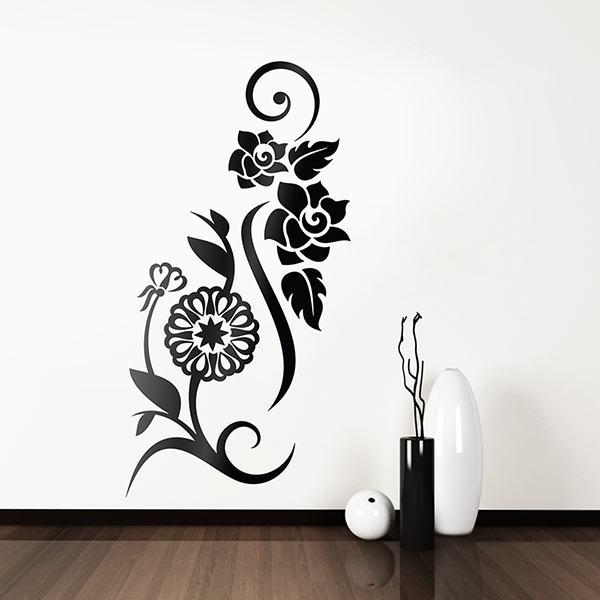 Wandtattoos: Floral 39
