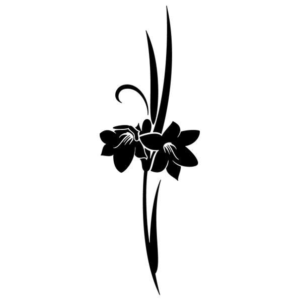 Wandtattoos: Myrtus