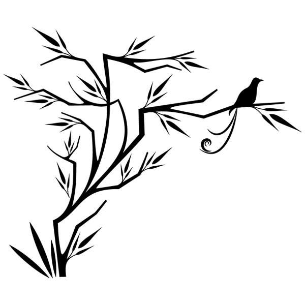 Wandtattoos: Floral 62