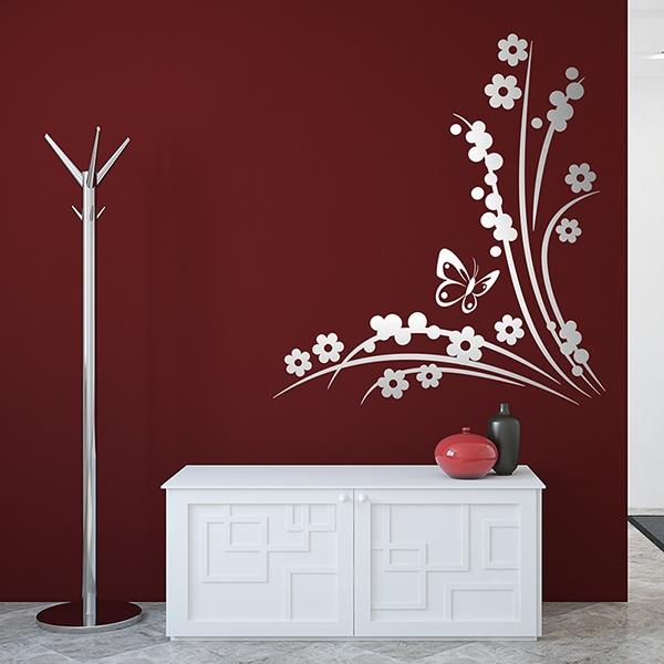 Wandtattoos: Floral 72