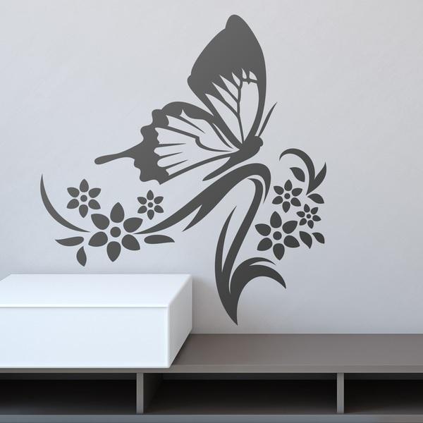 Wandtattoos: Floral 109