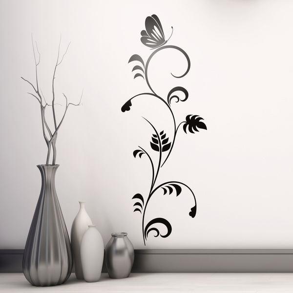 Wandtattoos: Floral 110
