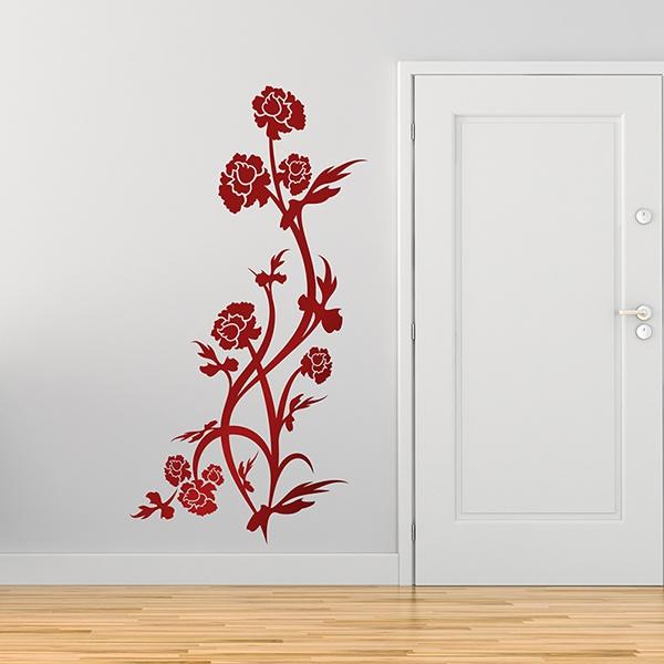 Wandtattoos: Floral 135