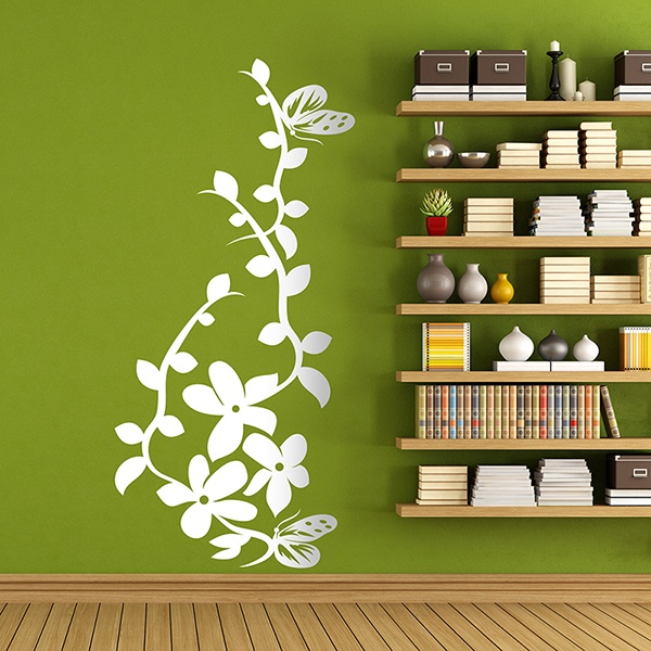 Wandtattoos: Floral 137