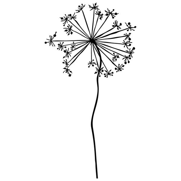 Wandtattoos: Floral 164