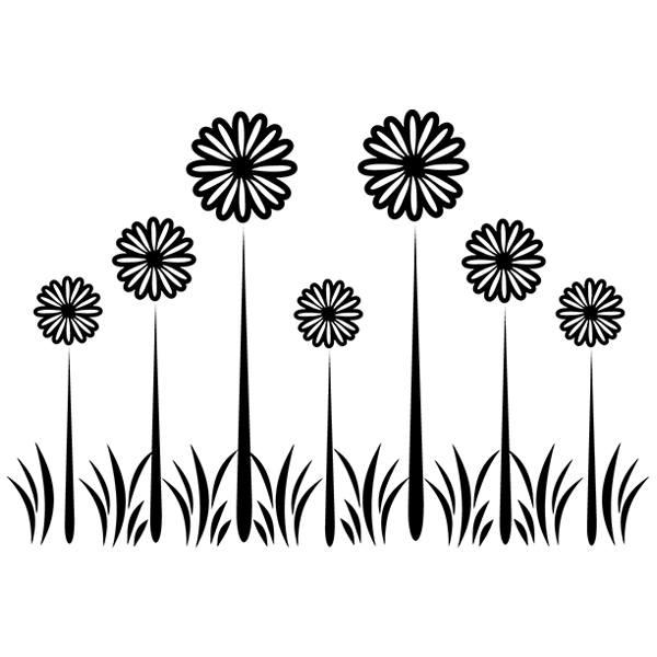 Wandtattoos: Floral 171