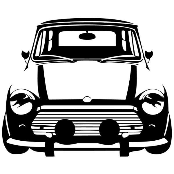 Wandtattoos: Automóvil
